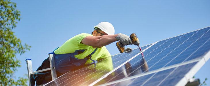 solar installation in lower penalty
